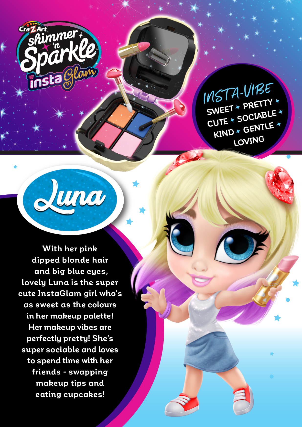 Character Card - Luna